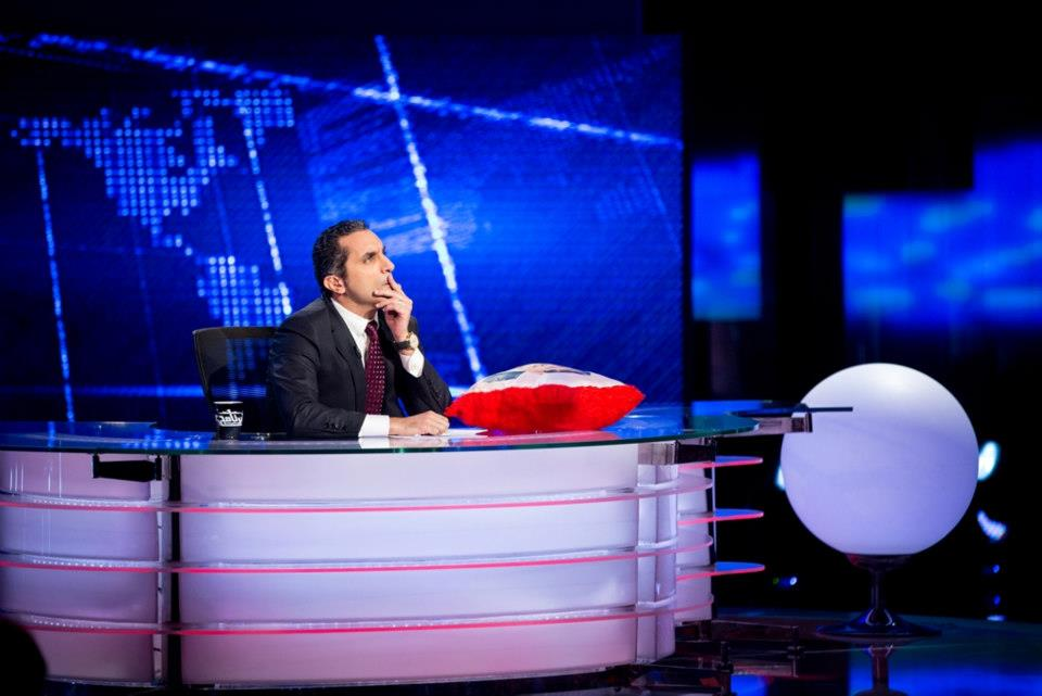 Egypt TV host faces investigation over insulting president