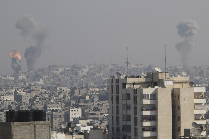 Arab ministers back Egypt truce efforts over Gaza