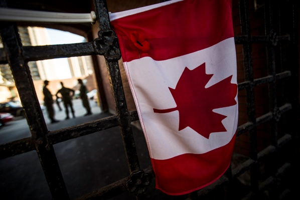 """UPDATE - Canadian embassy suspends services in Cairo citing """"security conditions"""""""