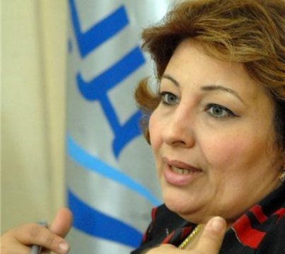 Wafdist Ex-MP Margaret Azer joins Free Egyptians Party