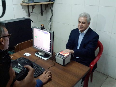 Sabahi takes medical tests required for presidential running