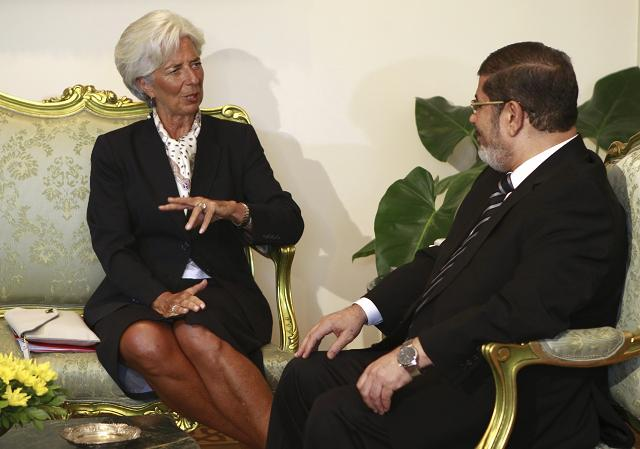 Morsi declaration could stall Egypt-IMF loan: Source