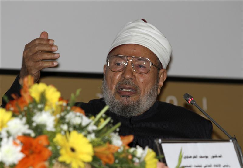 "Qaradawi hails Mursi's decree, describes it as ""preemptive"""