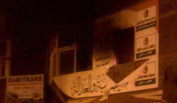 Brotherhood spokesman: Police, thugs attacked group's HQs