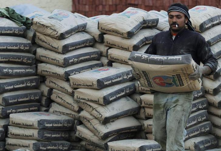 Egypt's Suez Cement ups Q3 profit but hampered by energy shortage