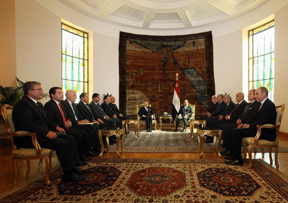 """Egypt and Tunisia agree to unify efforts against """"terrorism"""""""