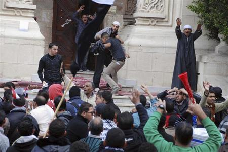 One killed, 27 injured in Alexandria clashes