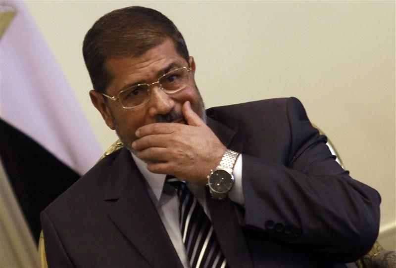 US condemns comments by Egypt's Mursi in 2010 as Islamist leader