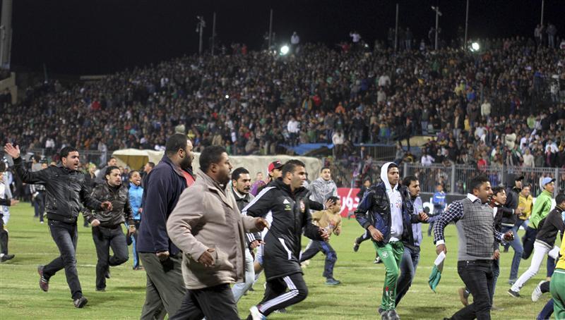 Update: 21 defendants receive death penalty in football massacre trial
