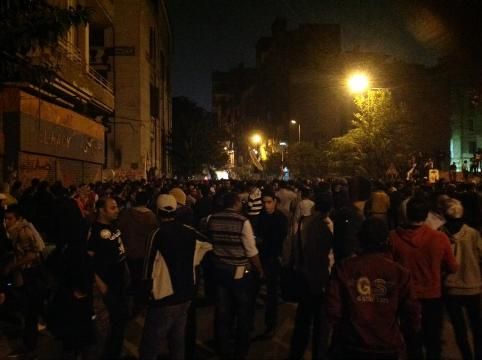 Egypt arrests 19 in scuffles that left 44 injured