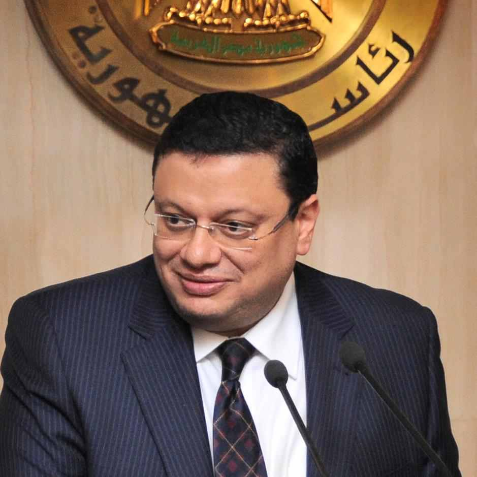 Breaking: Yasser Ali appointed head of cabinet's information center