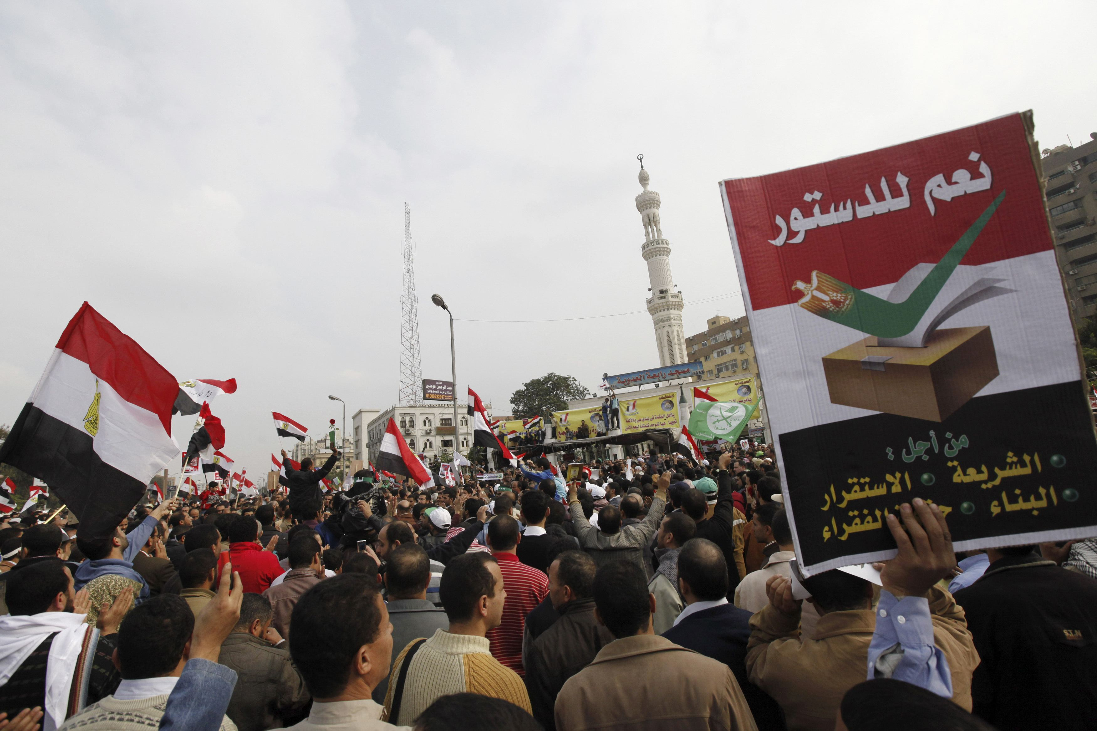Opposition to presidency opens rifts in Egypt's Islamist current