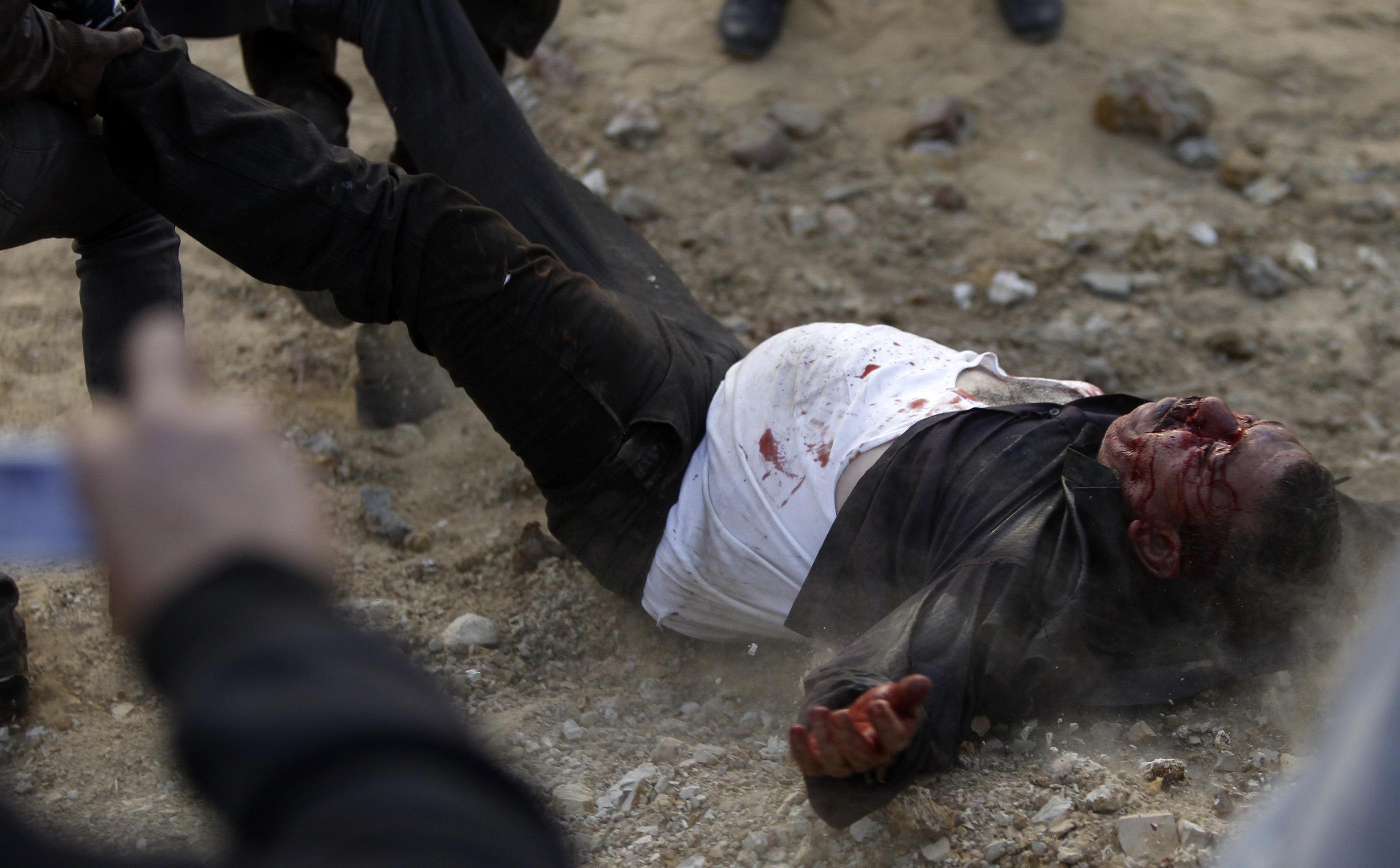 Egypt's April 6 movement condemns anti-Brotherhood violence