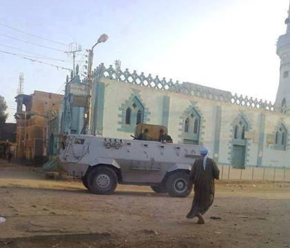 Firmer curfew imposed in Upper Egypt village following sectarian violence