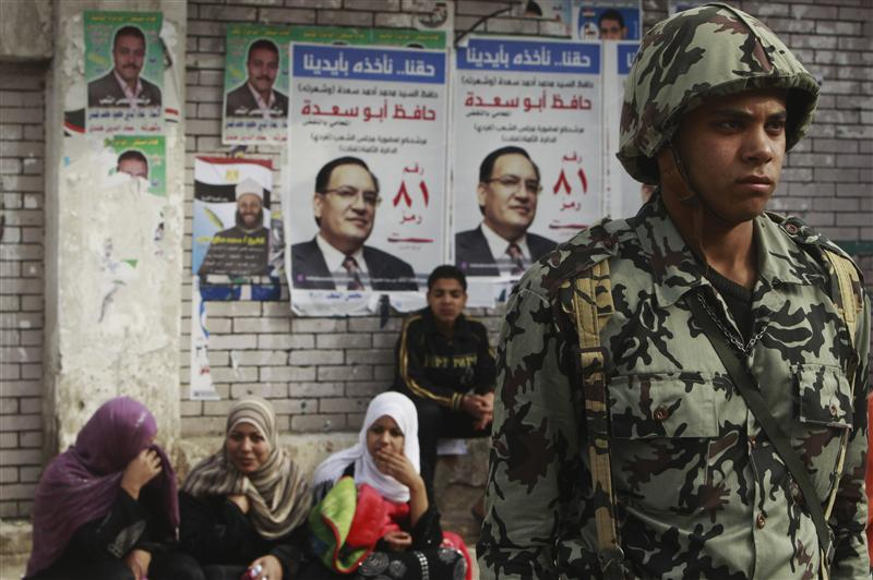 Egypt army delays talks with political forces