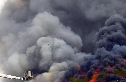 19 killed in furniture factory fire in Qaliyubia - MENA
