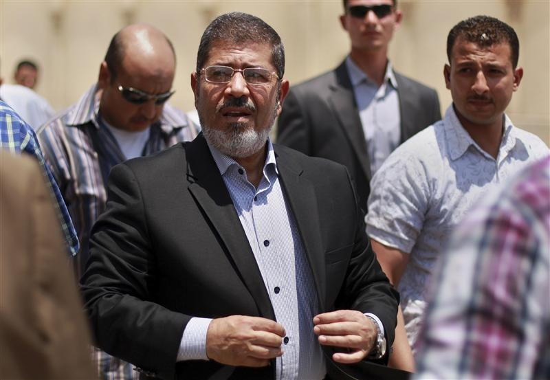 Egypt leader says speech against Jews taken out of context