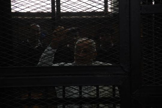 Trial of ex-Brotherhood leader adjourned to April 16