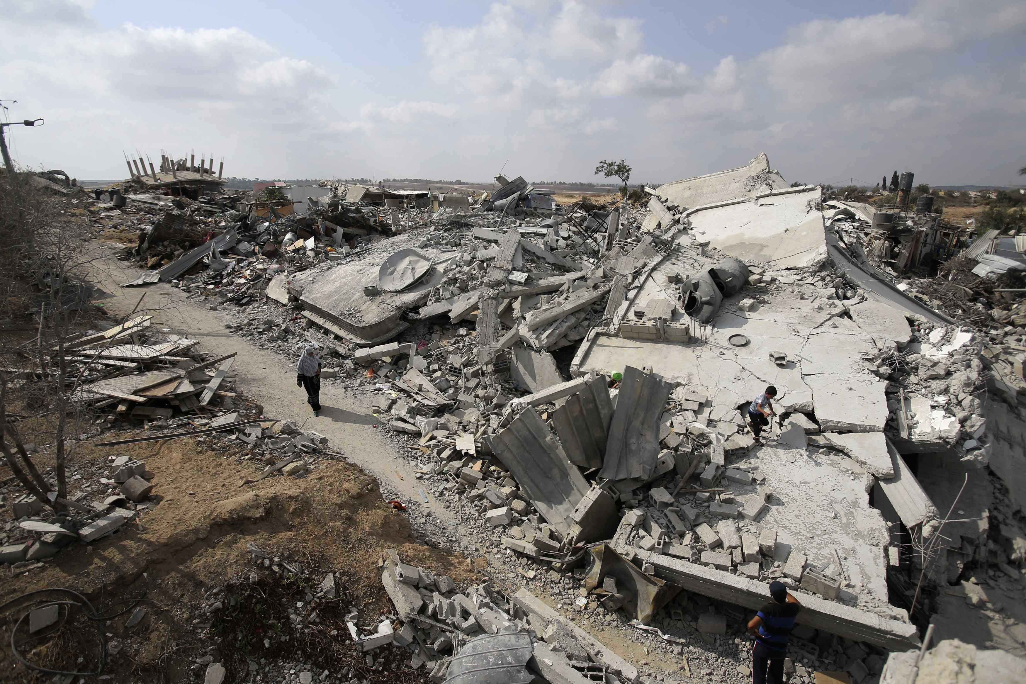 Egypt, Norway eye Gaza donor conference