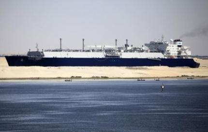 REUTERS- Egypt Suez Canal revenue drops to $408.4 mln in November