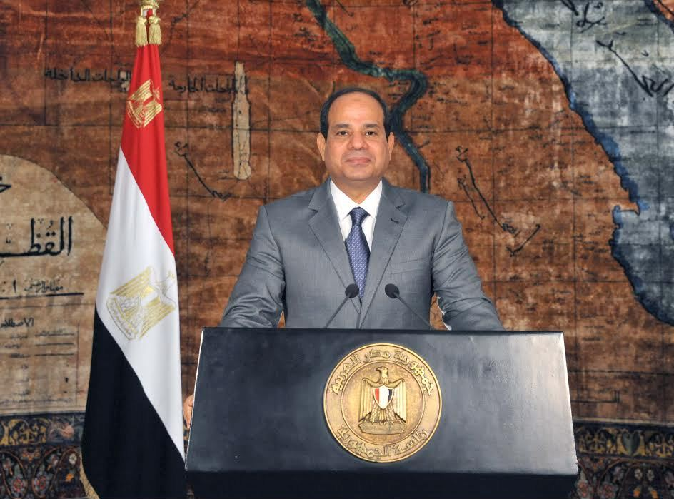 Sisi issues declaration allowing deportation of foreign defendants and convicts