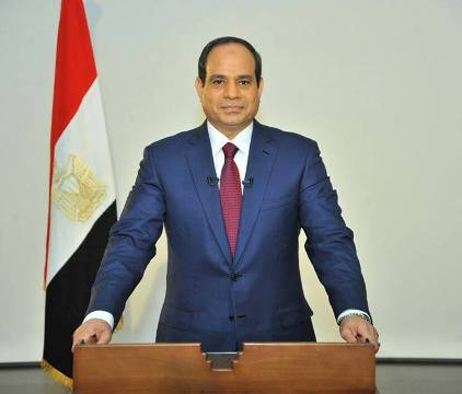 Baseera poll reveals 82 pct of Egyptians still happy with Sisi's performance after 100 days