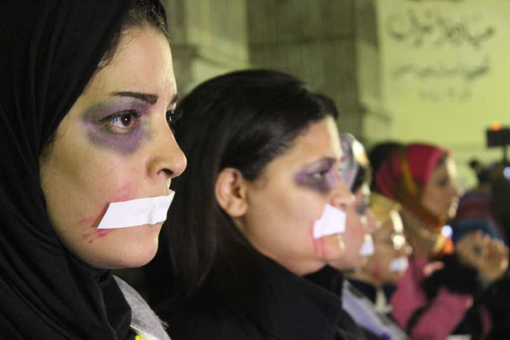 Egyptian women protest minister of justice's decree on 'summer marriages' phenomenon