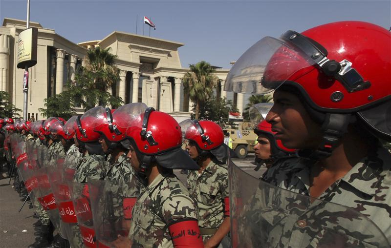 Egyptian army abruptly postpones