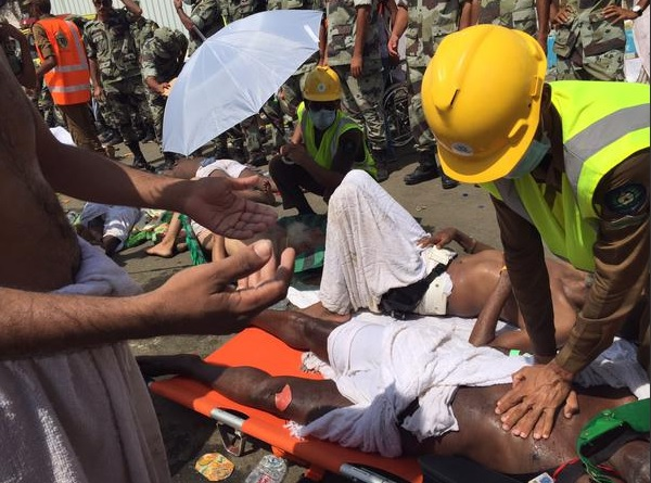 Six Egyptians return after being reported missing in Haj stampede