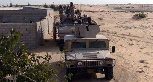 Conscript killed in shooting at Suez security patrol - MENA
