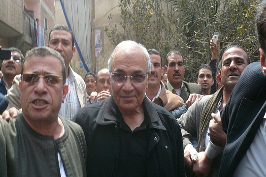 Party head: Million-man demonstration to support Shafiq and military council