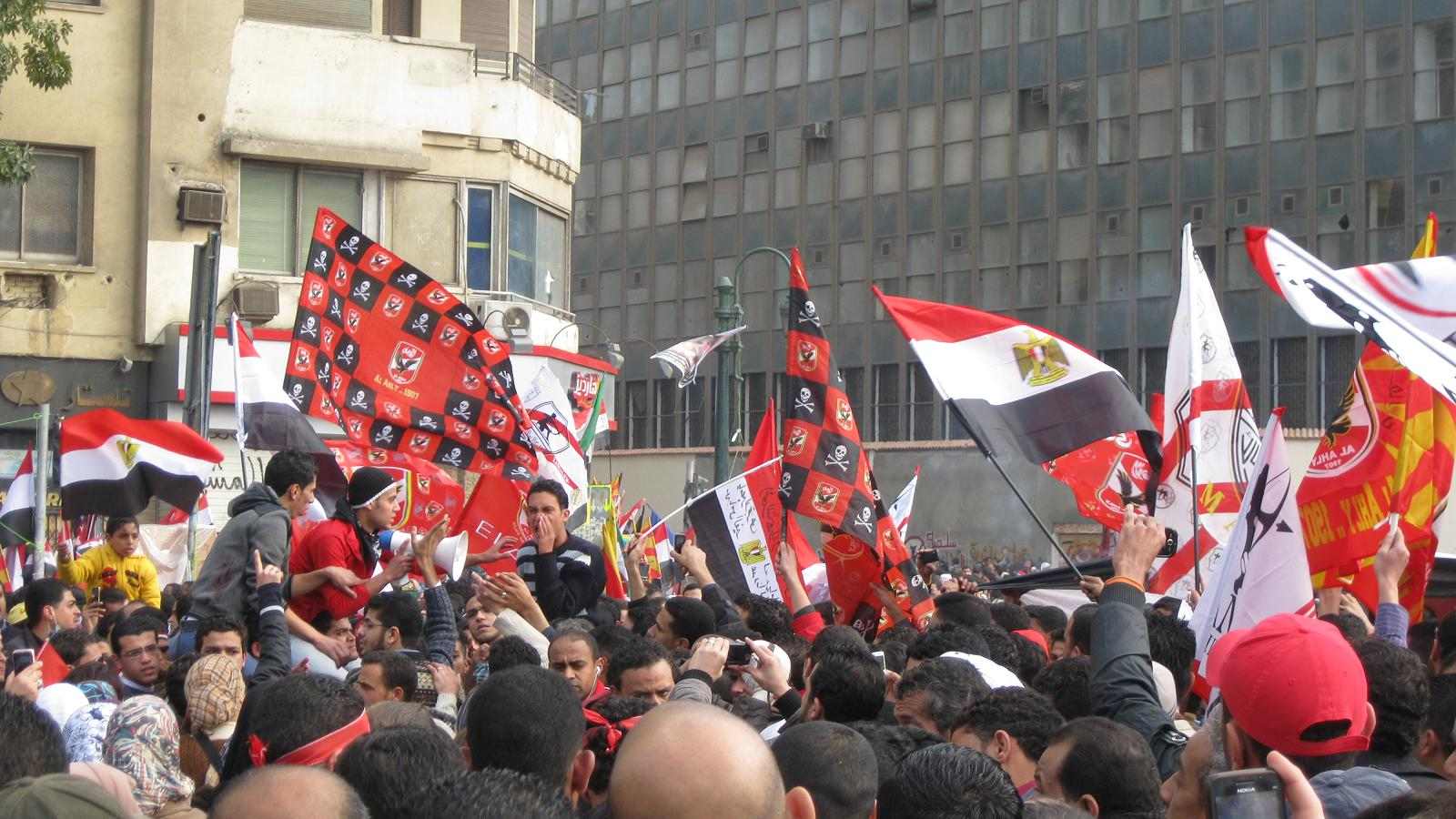 MOI appeals to protesters to open Tahrir Square