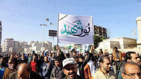 Civil disobedience in Port Said enters fourth day