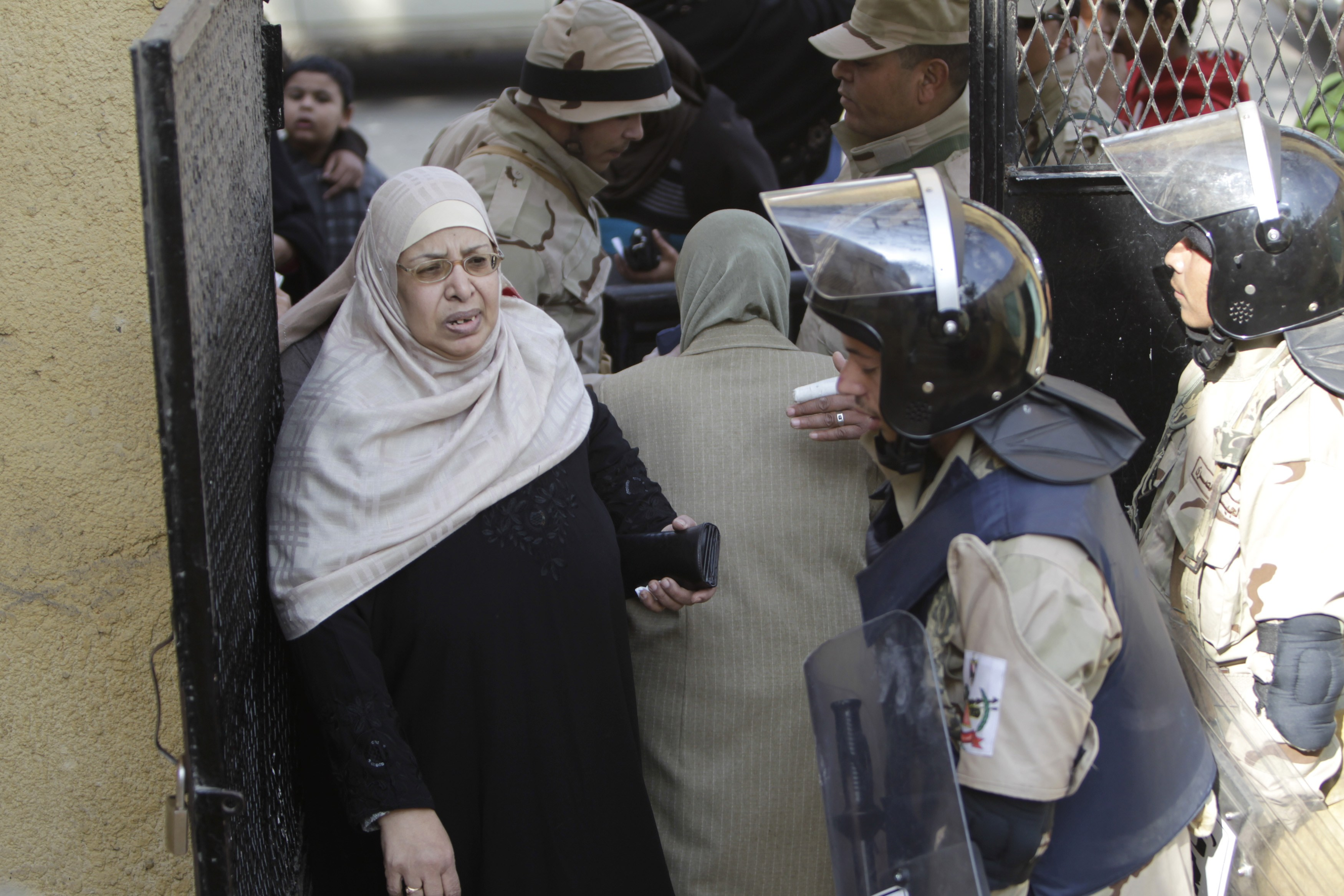 Egypt's poll transparency not affected by violations: Rights watchdog