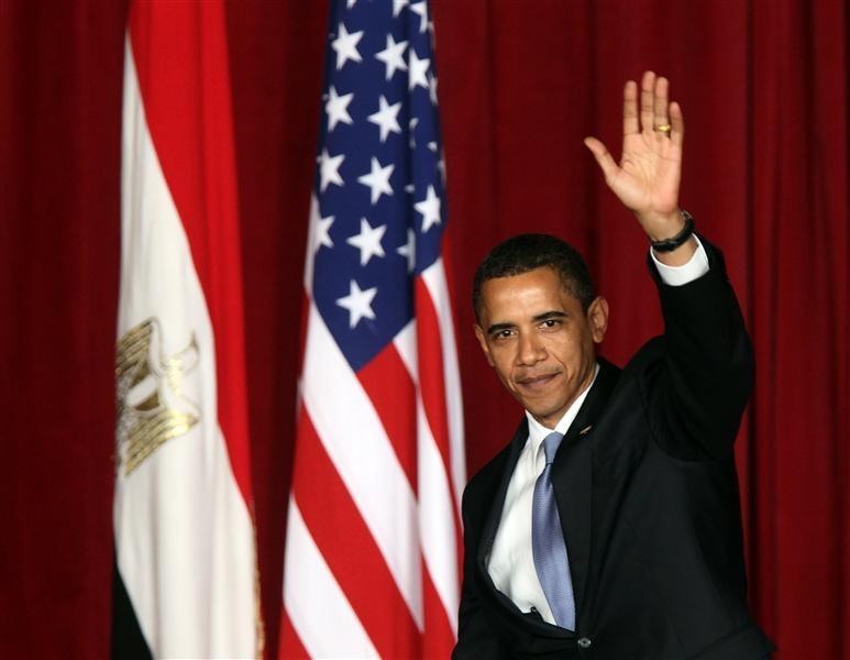 Obama speaks to Israeli, Egyptian leaders about Gaza violence