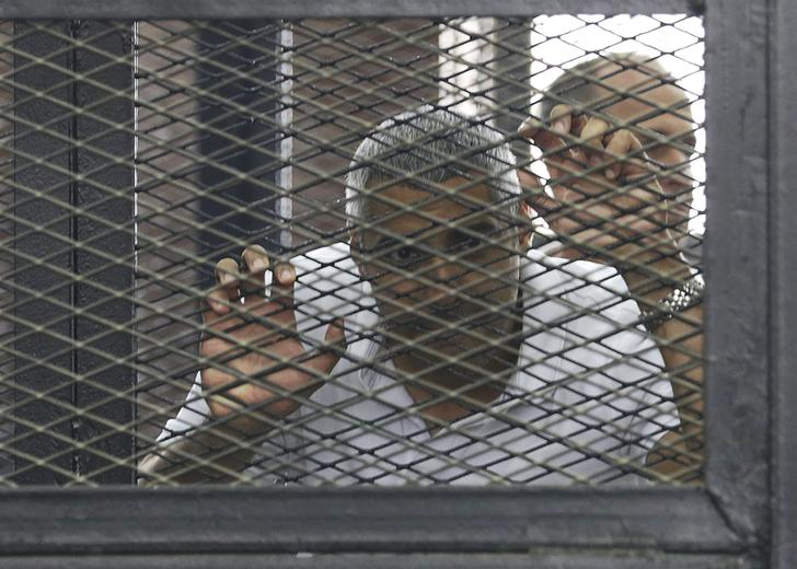 Ex-Al Jazeera journalist Mohamed Fahmy officially requests restoration of Egyptian citizenship