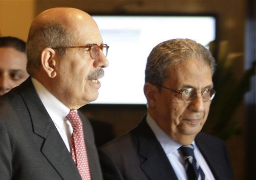 Egypt opposition expected to go unity talks