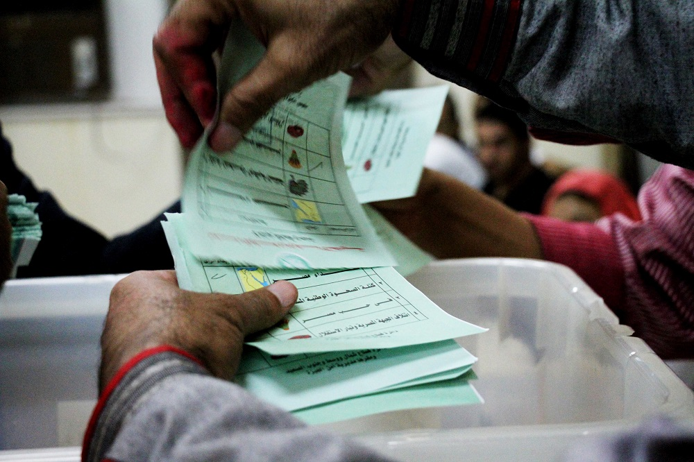 African Union cites 'transparency', Arab League says 'no violations' in Egypt elections
