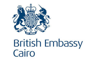 UPDATE - UK embassy in Cairo suspends public services for security reasons