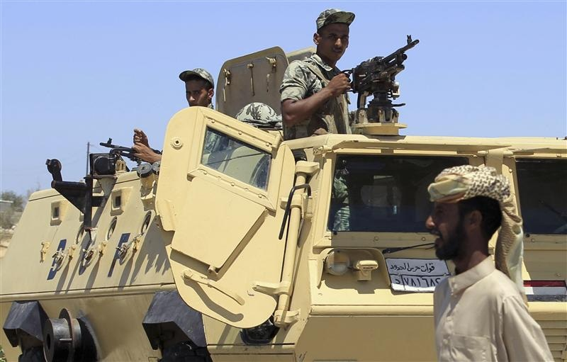 3 military personnel killed in North Sinai blast - army spokesman