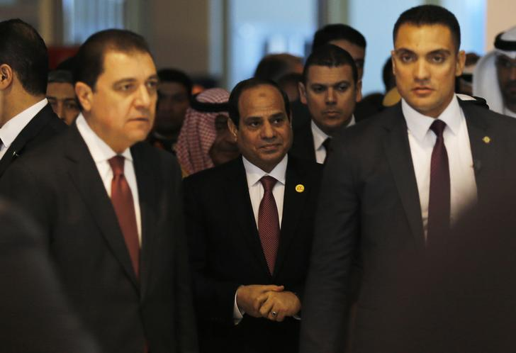 Egypt eyes 6 pct economic growth in 5 years - Sisi