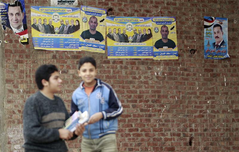 Egypt's Brotherhood secures 27% in student elections