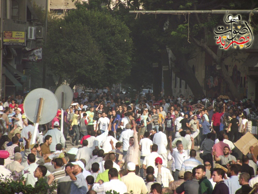Nine hurt as gunmen fire at Cairo protesters