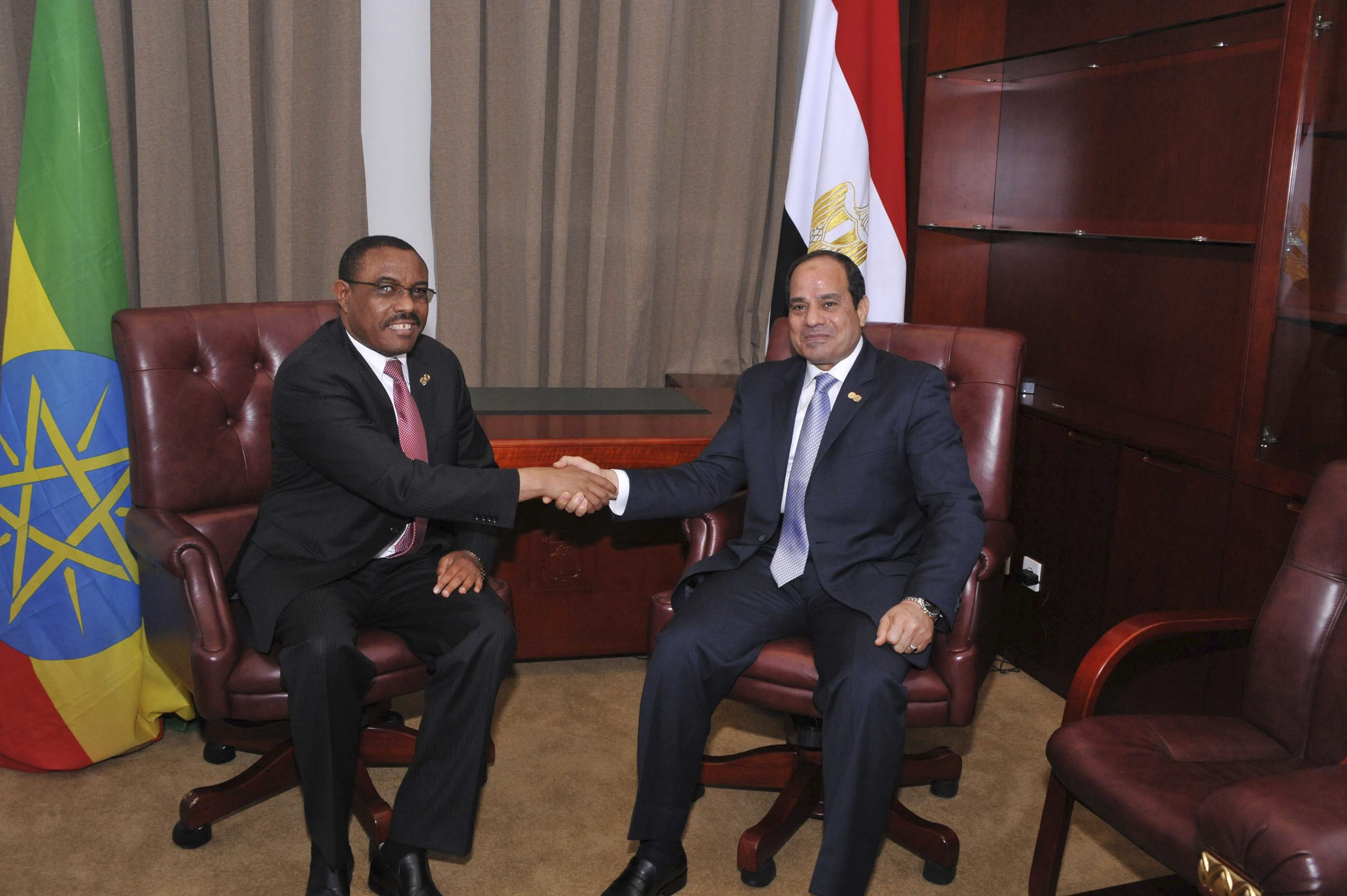 Egypt and Ethiopia form committee to discuss bilateral ties