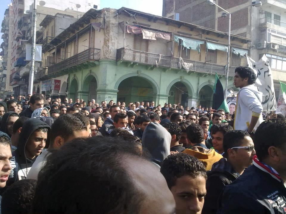 Most govt facilities back to work in Port Said