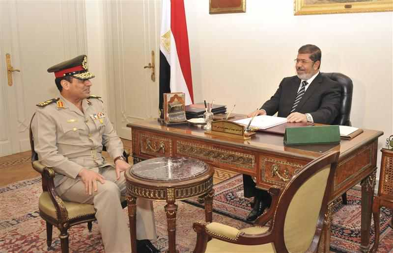 Military will defend Egypt against internal or external threats: El-Sisi