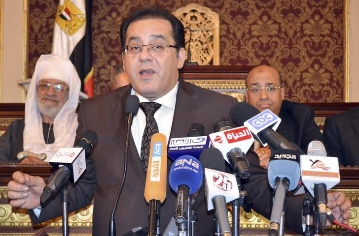 Egyptian vote more one-sided than Mubarak's days - Ayman Nour