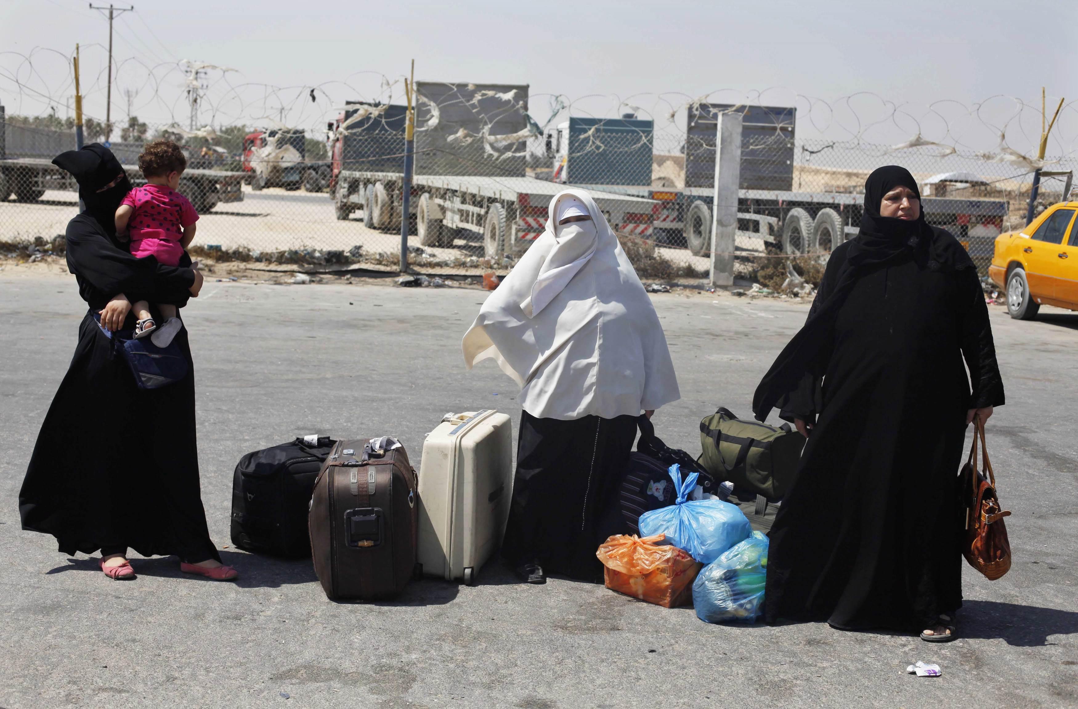 Gaza Palestinians feel pain of new Egypt border restrictions