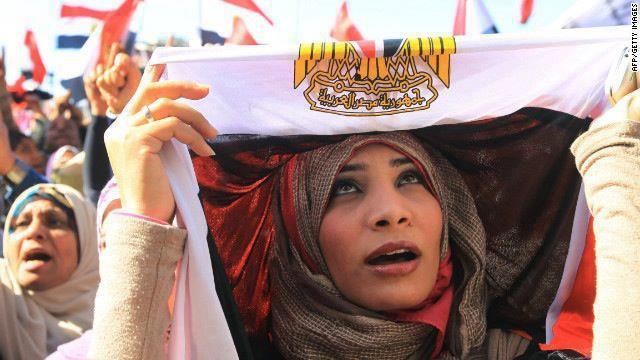 Demands for release of women activists - Egypt