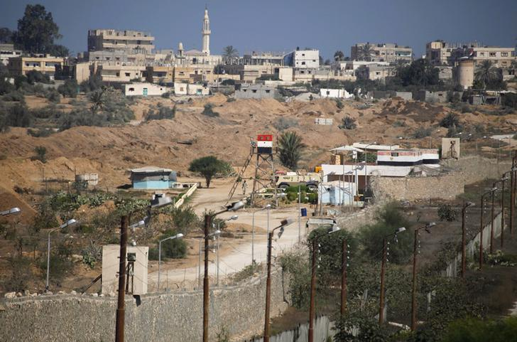 "Three ""extremists"" killed, two injured in crackdown in Sinai"